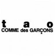 TAO COMME DES GARCONS