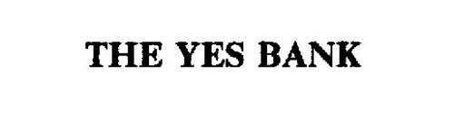 THE YES BANK