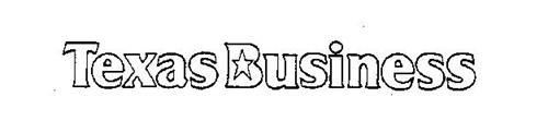TEXAS BUSINESS
