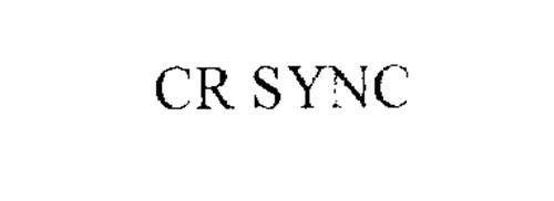 CR SYNC