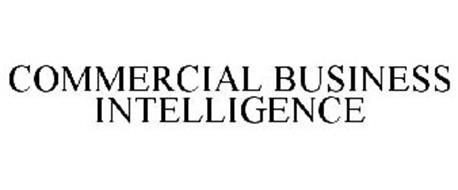COMMERCIAL BUSINESS INTELLIGENCE