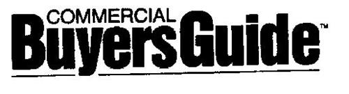 COMMERCIAL BUYERS GUIDE