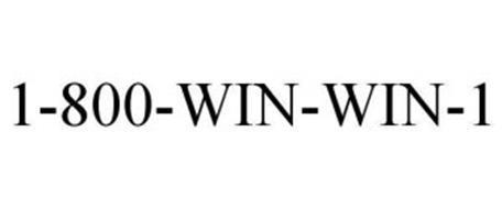 1-800-WIN-WIN-1