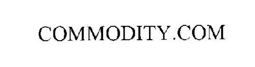 COMMODITY.COM