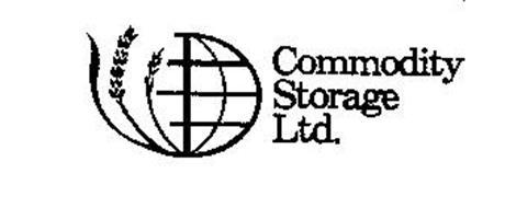 COMMODITY STORAGE LTD.