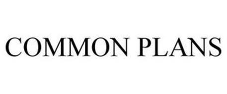 COMMON PLANS