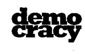 DEMO CRACY