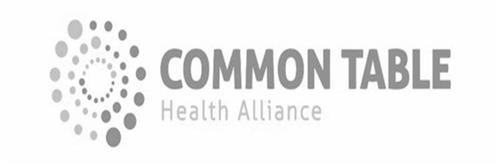 COMMON TABLE HEALTH ALLIANCE