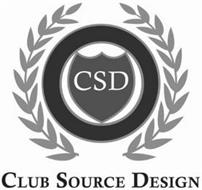 CSD CLUB SOURCE DESIGN
