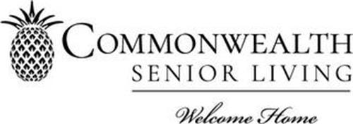 COMMONWEALTH SENIOR LIVING WELCOME HOME
