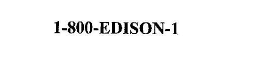 1-800-EDISON-1