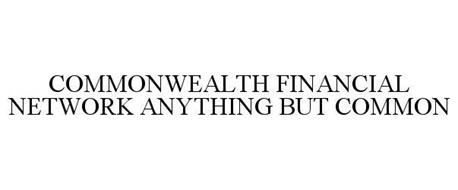 COMMONWEALTH FINANCIAL NETWORK ANYTHINGBUT COMMON