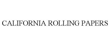 CALIFORNIA ROLLING PAPERS