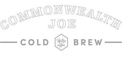 COMMONWEALTH JOE NITRO COFFEE COLD BREW