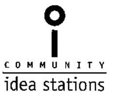 COMMUNITY IDEA STATIONS