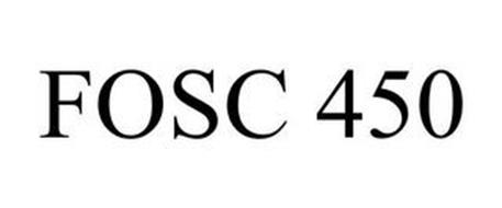 FOSC 450