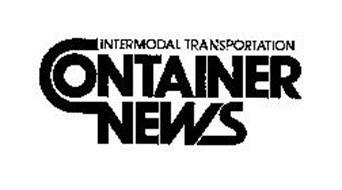 INTERMODAL TRANSPORTATION CONTAINER NEWS