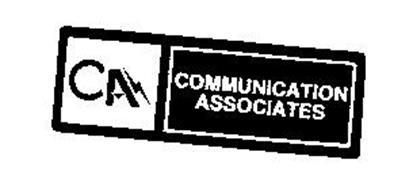 CA COMMUNICATION ASSOCIATES