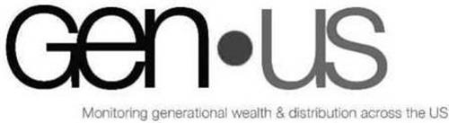 GEN·US MONITORING GENERATIONAL WEALTH & DISTRIBUSION ACROSS THE US