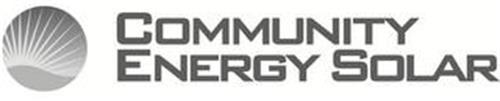 COMMUNITY ENERGY SOLAR