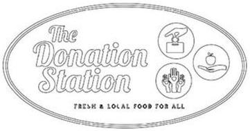 THE DONATION STATION FRESH & LOCAL FOODFOR ALL