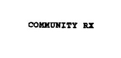 COMMUNITY RX