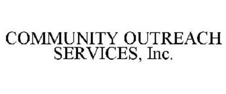 COMMUNITY OUTREACH SERVICES, INC.