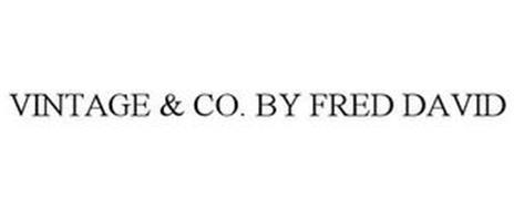 VINTAGE & CO. BY FRED DAVID