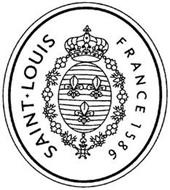 SAINT-LOUIS FRANCE 1586