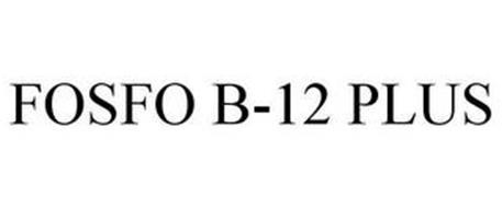 FOSFO B-12 PLUS
