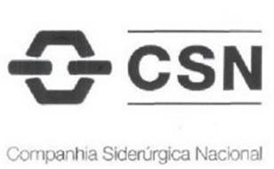 CSN COMPANHIA SIDERÚRGICA NACIONAL