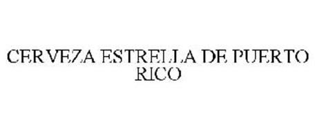 CERVEZA ESTRELLA DE PUERTO RICO