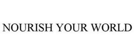 NOURISH YOUR WORLD