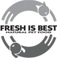 FRESH IS BEST NATURAL PET FOOD