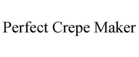 PERFECT CREPE MAKER
