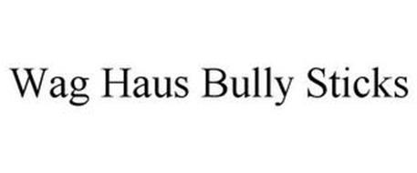WAG HAUS BULLY STICKS