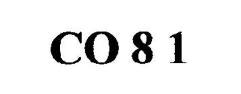 CO 81