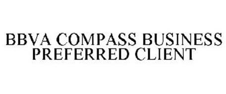 BBVA COMPASS BUSINESS PREFERRED CLIENT