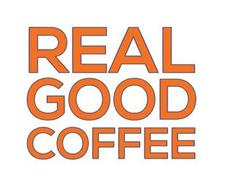 REAL GOOD COFFEE