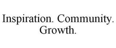 INSPIRATION. COMMUNITY. GROWTH.