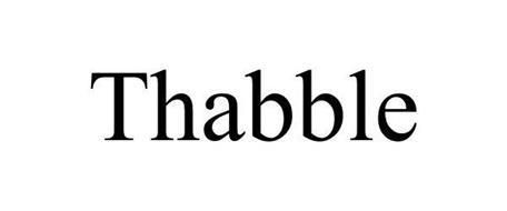 THABBLE
