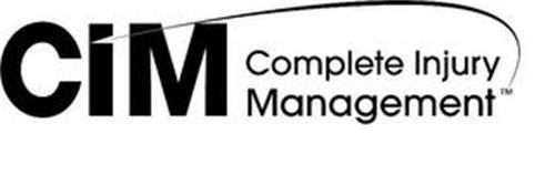 CIM COMPLETE INJURY MANAGEMENT