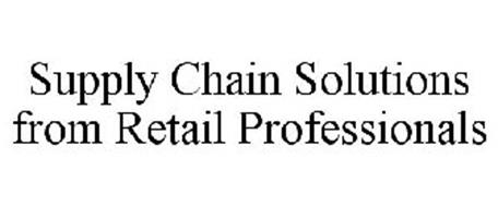 SUPPLY CHAIN SOLUTIONS FROM RETAIL PROFESSIONALS