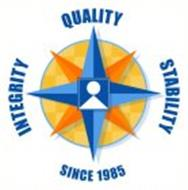 QUALITY INTEGRITY STABILITY SINCE 1985