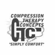 "CTC COMPRESSION THERAY CONCEPTS ""SIMPLY COMFORT"""