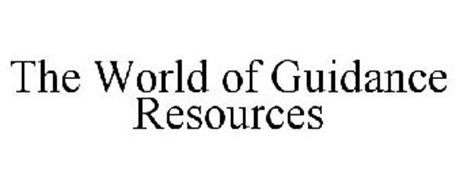 THE WORLD OF GUIDANCE RESOURCES