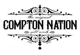 THE ORIGINAL COMPTON NATION GOLD MINDS EST. 2016