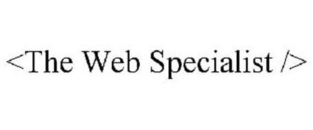 <THE WEB SPECIALIST />