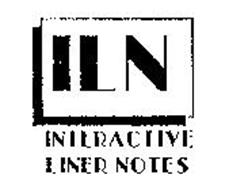 ILN INTERACTIVE LINER NOTES