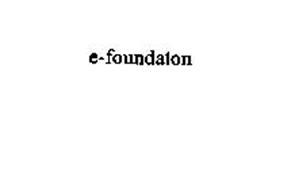 E-FOUNDATON